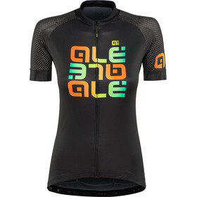 Alé Cycling Solid Mirror SS Jersey Women black